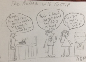 gossip problem